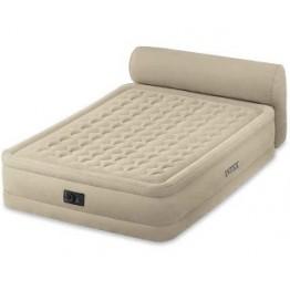 Надувная кровать Intex Headboard 64460 152х229х79 см